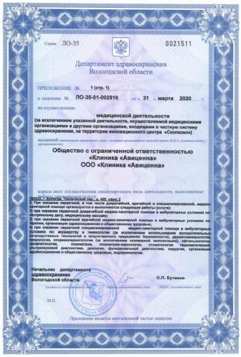 Лицензия ЛО-35-01-002916_пр1